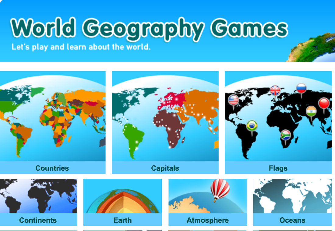 world geography Clickable map quizzes of the world - just click on the map to answer the questions great geography practice for students in elementary school, middle school, high school, colleges and universities.